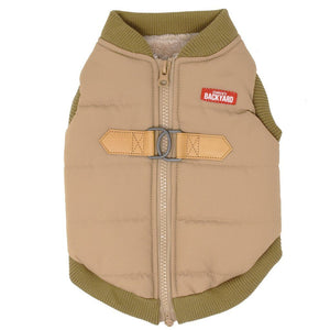 Harness Jacket - Beige