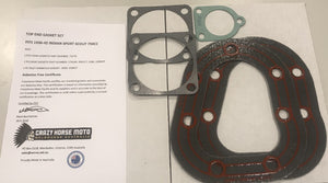 GASKET SET TOP SPORTS SCOUT 750cc