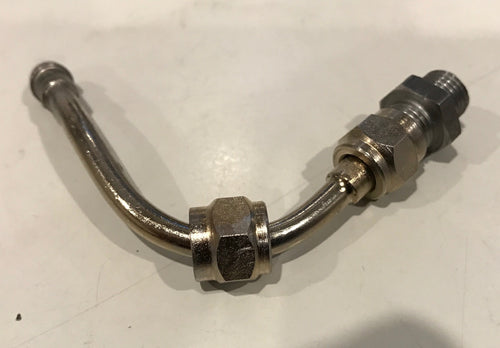 22B513X OIL LINE LOWER PUMP FITTING