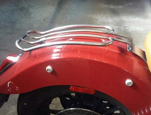 Motherwell rear Luggage rack for Indian