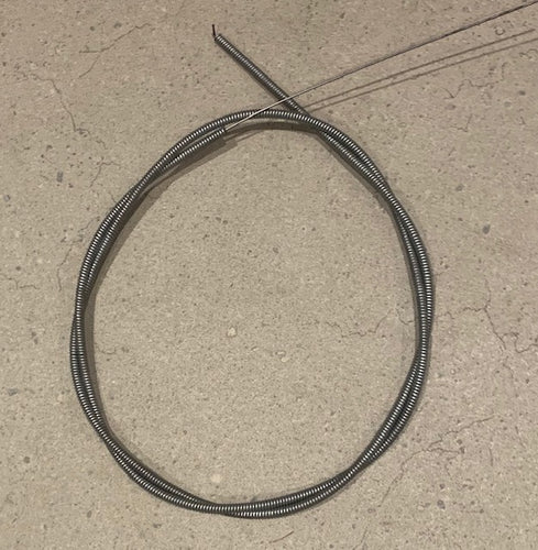 40129 SOLID THROTTLE CABLE COMP 52