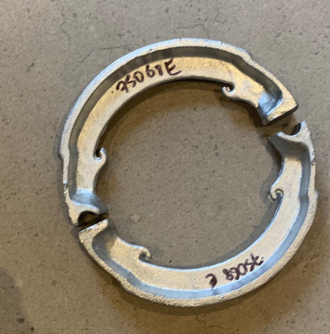 75068 EZC BRAKE SHOE CASTING ONLY PAIR