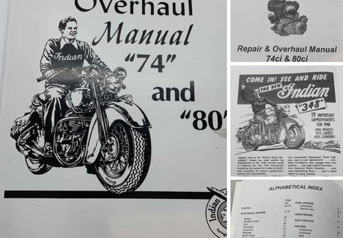 675007 Z Chief Wshop manual 74/80 Aus