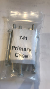 Primary Case Bolts 741