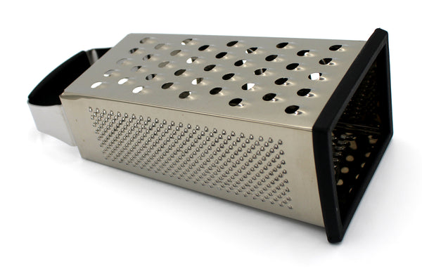 4-Sided Stainless Steel 9-inch Grater