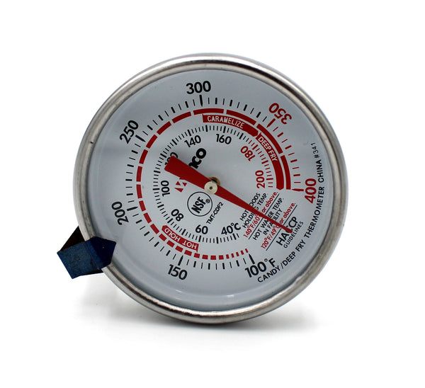 "Deep Fry 5"" Stem Thermometer with Instant Read"