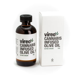 THC INFUSED EXTRA VIRGIN OLIVE OIL