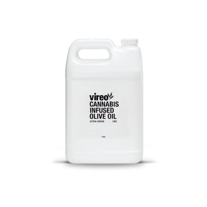 CBD INFUSED EXTRA VIRGIN OLIVE OIL (1 GALLON)