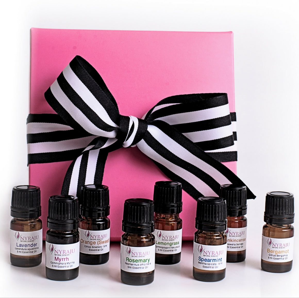 Essential Oil Gift Box Sample Kit