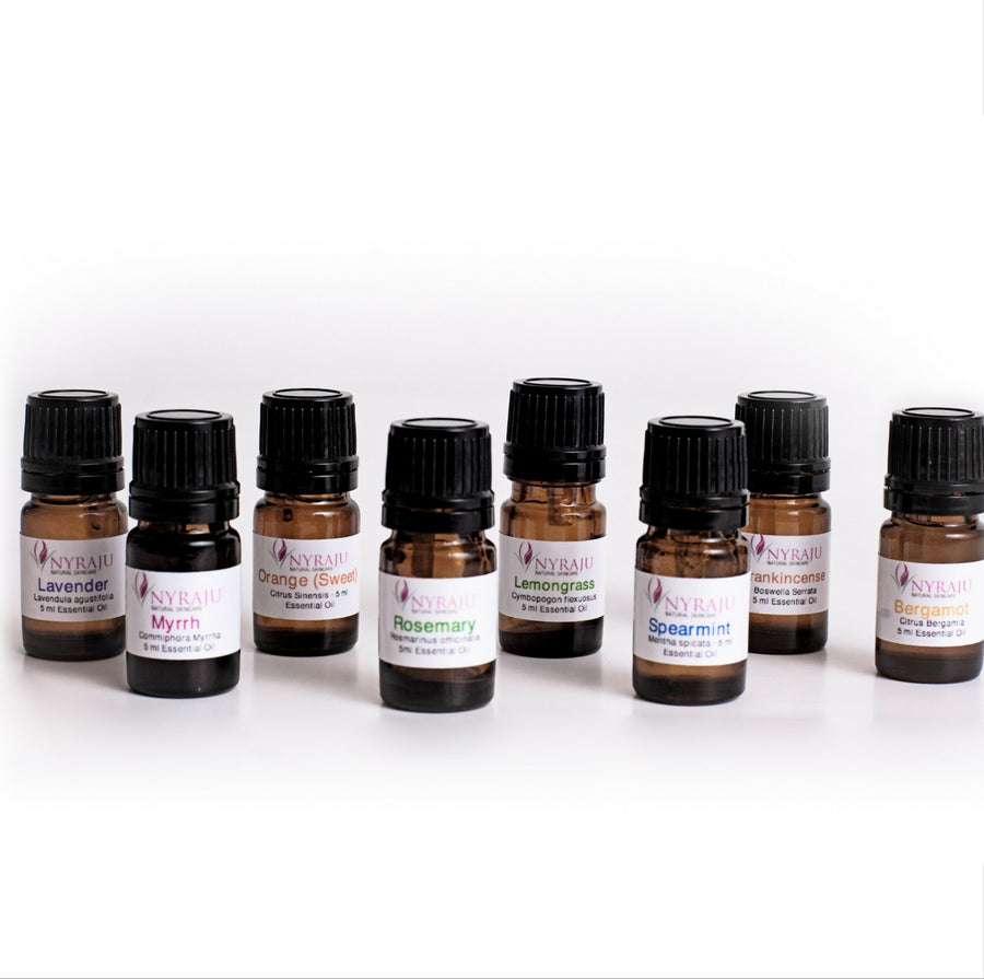 Essential Oil Sample Kit