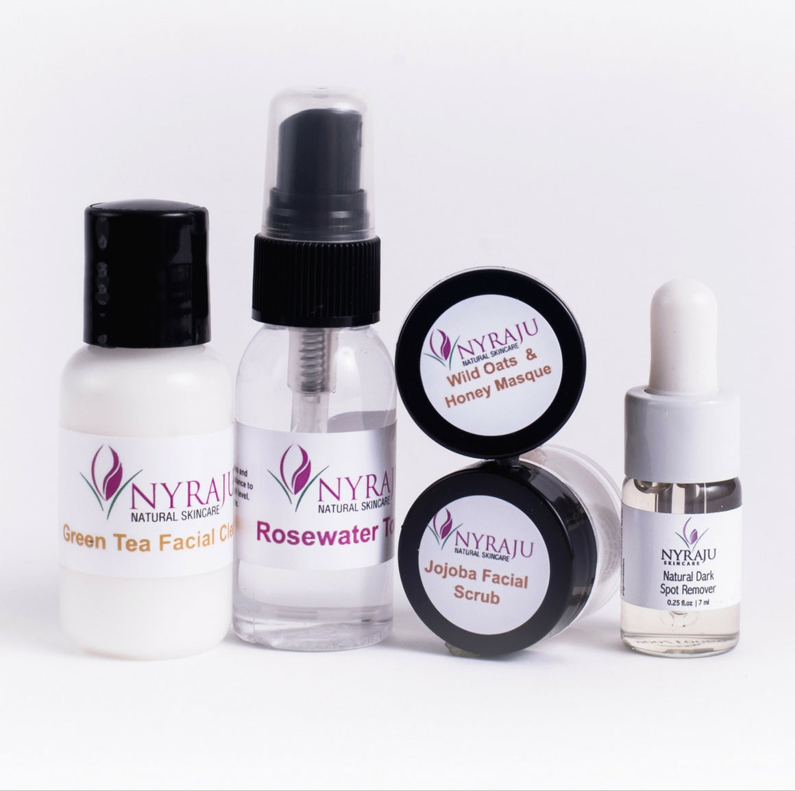 Natural Hyperpigmentation Sample Kit