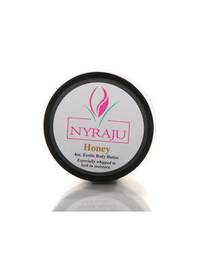 Body Butter - Honey by Nyraju Skin Care
