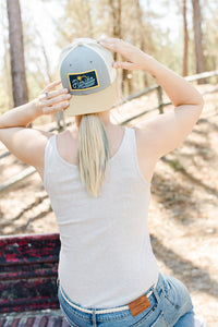 Florida Sunshine Snapback