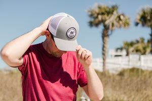South Carolina Palms Snapback
