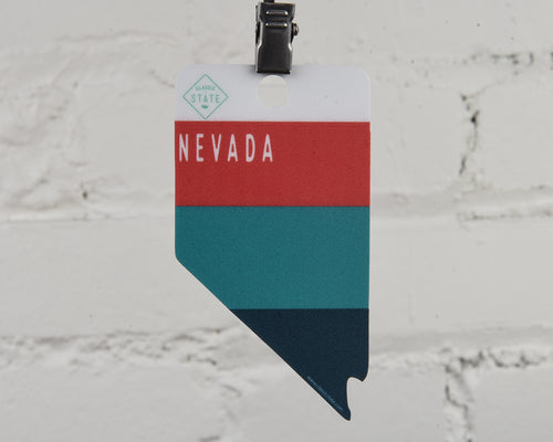 Nevada Ombre Sticker