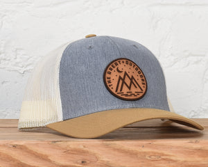 Great Outdoors - Mountains Snapback
