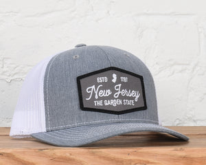 New Jersey Garden State Snapback