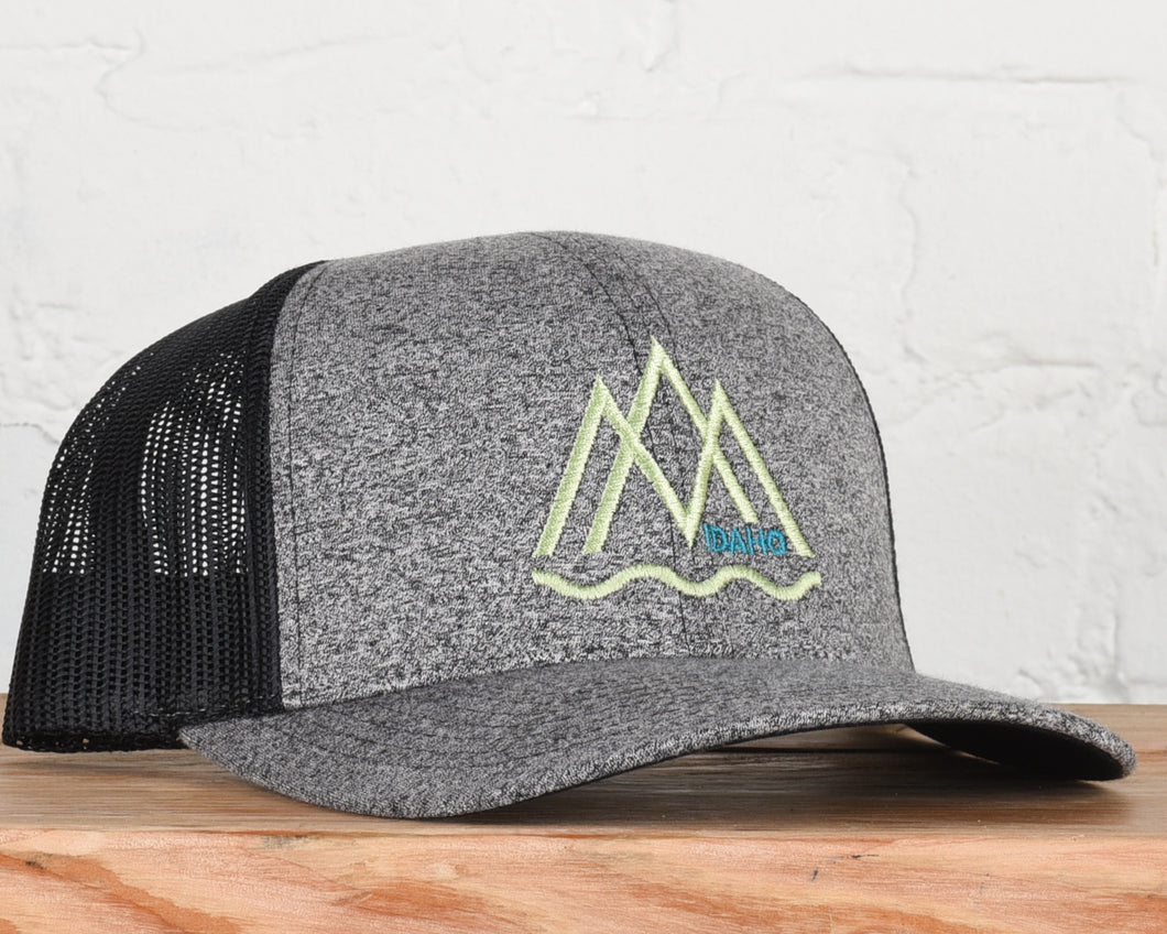 Idaho Mts & Rivers Snapback