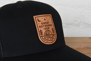 Great Outdoors - Camping Snapback