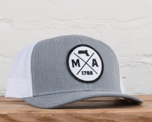 Massachusetts Cape 1788 Snapback