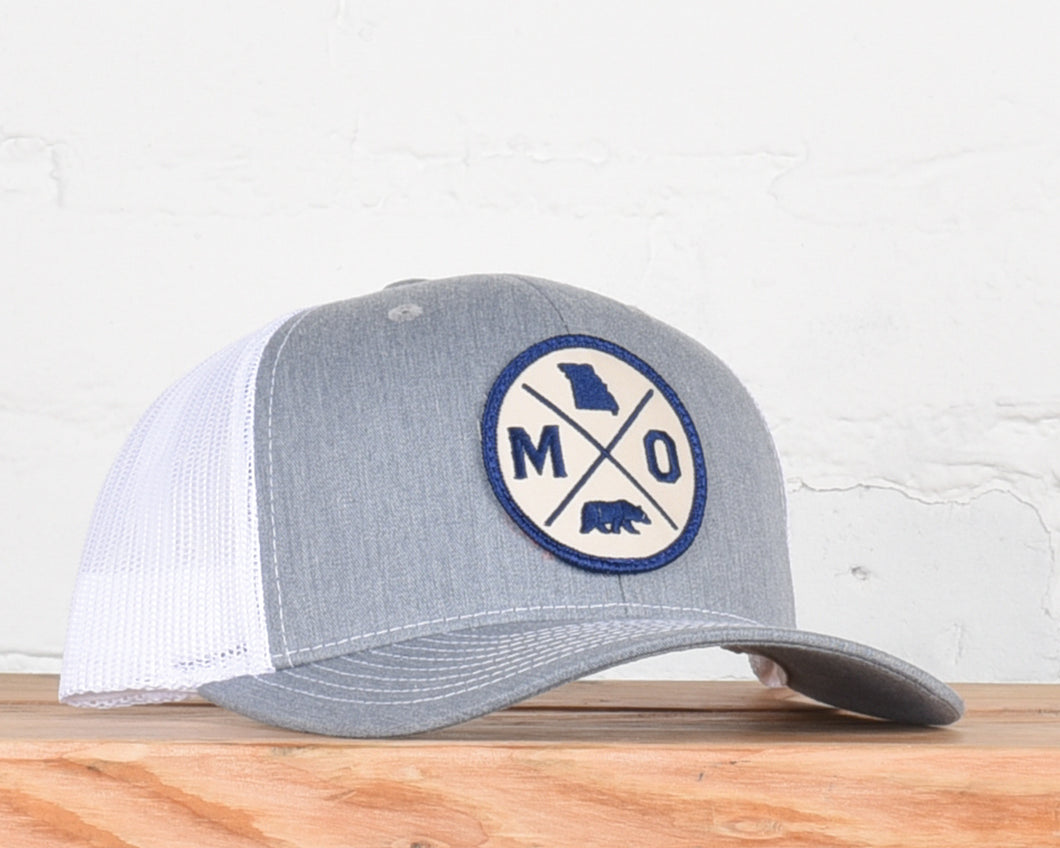 Missouri Bear Snapback