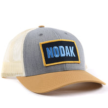 Load image into Gallery viewer, North Dakota NoDak Snapback Hat - Classic State
