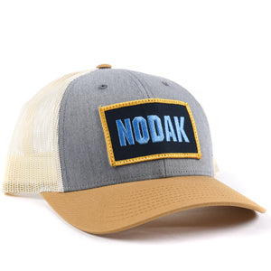 North Dakota NoDak Snapback Hat - Classic State
