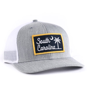 South Carolina Script Snapback