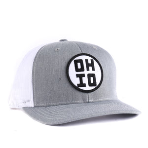 Ohio Erie Snapback Hat - Classic State