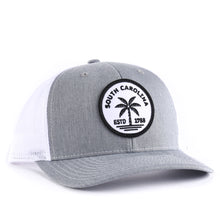 Load image into Gallery viewer, South Carolina Palms Snapback - Classic State
