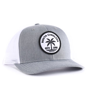 South Carolina Palms Snapback - Classic State