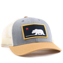 Load image into Gallery viewer, Cali Sacramento Snapback Hat - Classic State, California