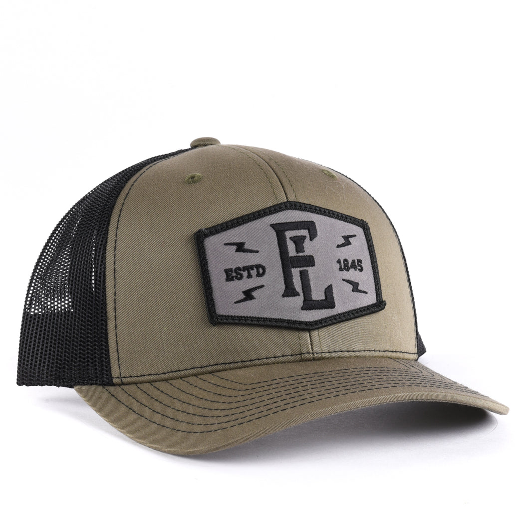 Florida Everglades Snapback hat - classic state