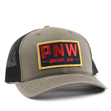 Load image into Gallery viewer, Oregon PNW Snapback