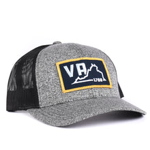 Load image into Gallery viewer, Virginia State Shape 1788 Snapback
