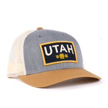 Load image into Gallery viewer, Utah Honeybee Snapback