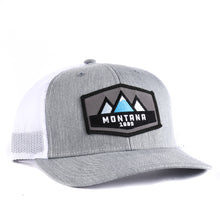 Load image into Gallery viewer, Montana Peaks Snapbacks hat - classic state