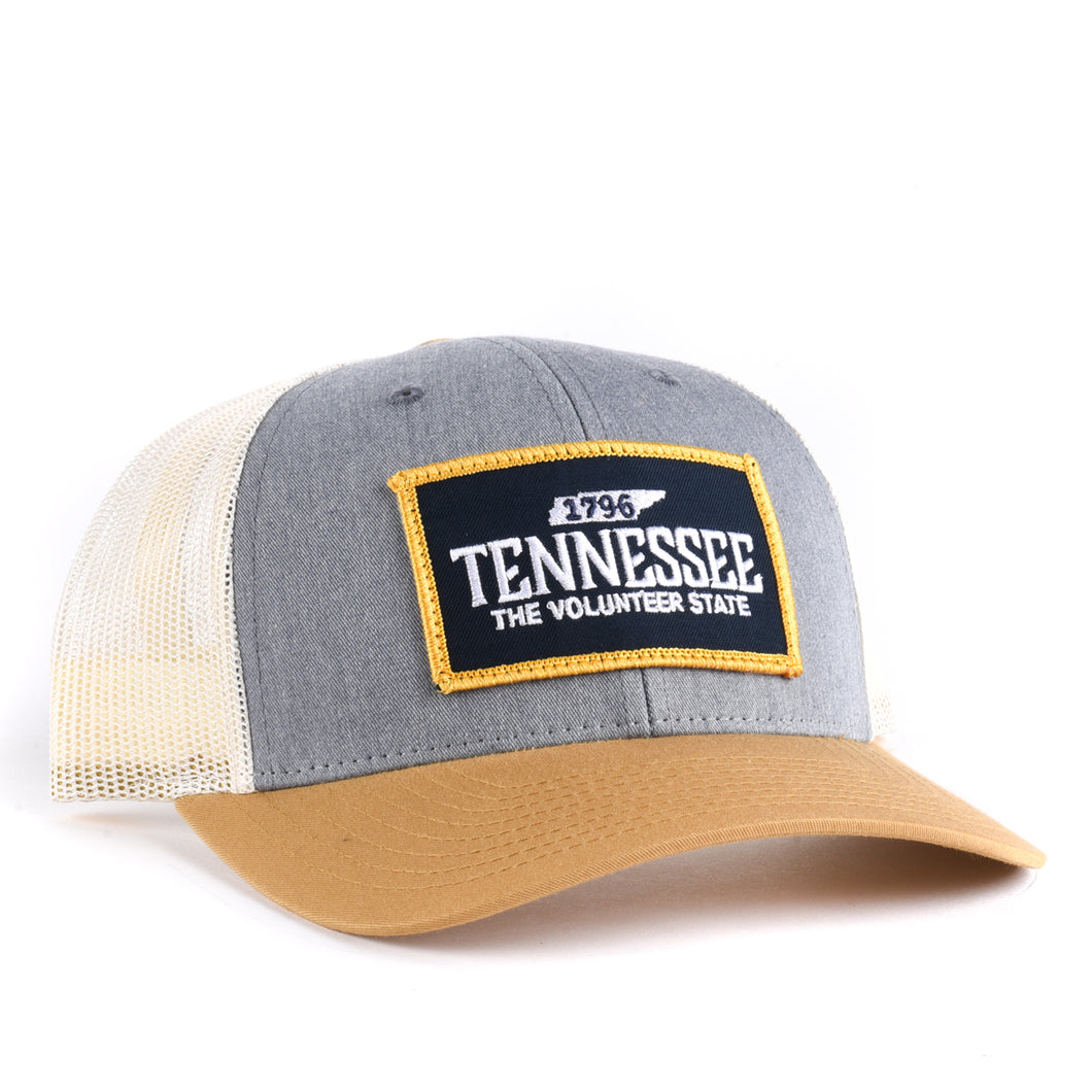 Tennessee The Volunteer State Snapback