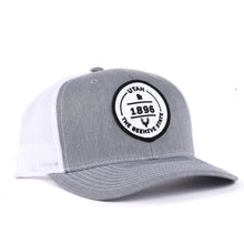 Load image into Gallery viewer, Utah 1896 Snapback hat - classic state