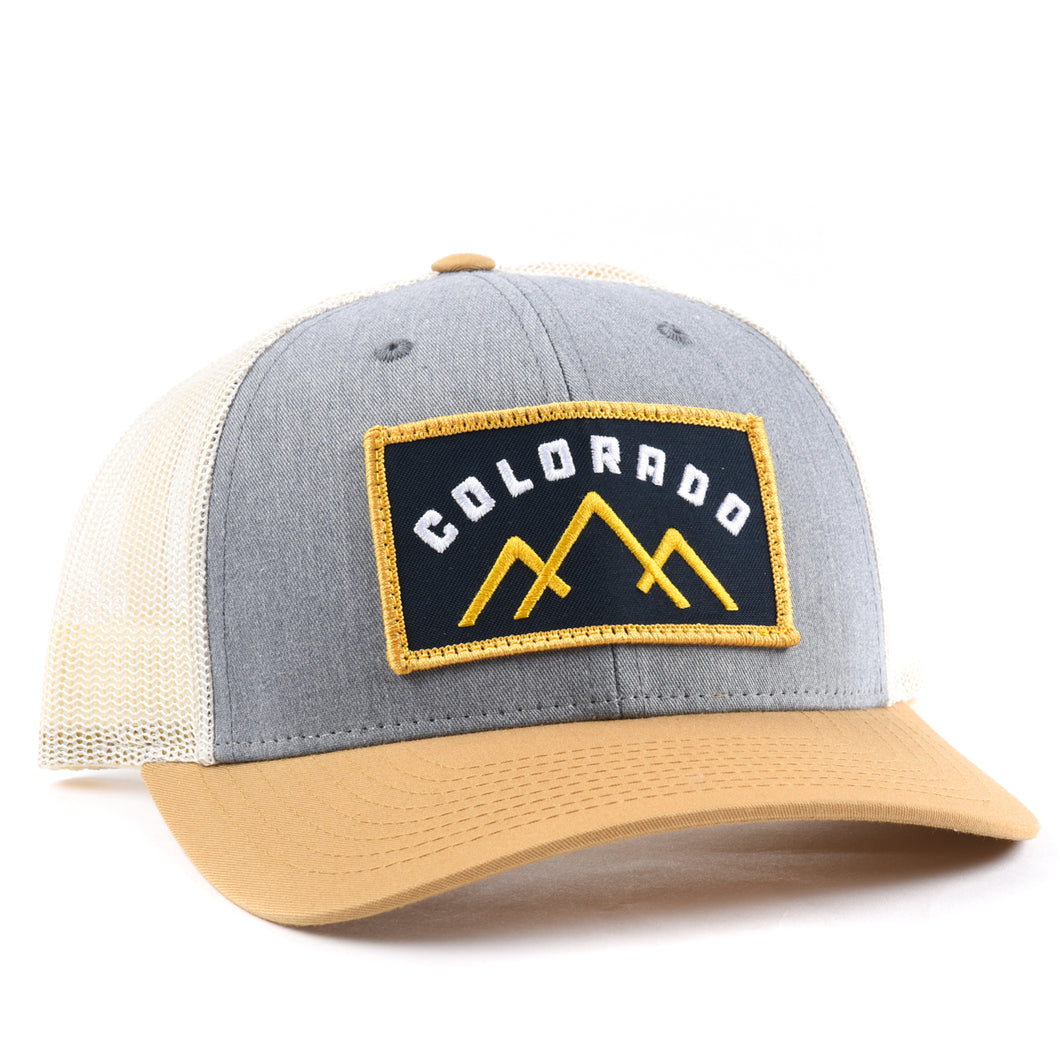 Colorado Mountains Snapback