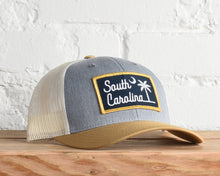 Load image into Gallery viewer, South Carolina Script Snapback