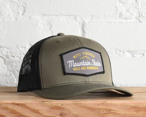 West Virginia Wild & Wonderful Snapback