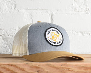 West Virginia Almost Heaven Snapback