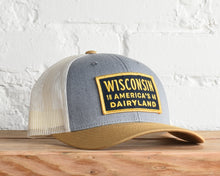 Load image into Gallery viewer, Wisconsin Dairyland Snapback