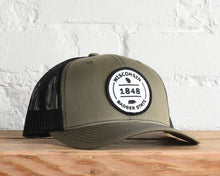 Load image into Gallery viewer, Wisconsin 1848 Snapback