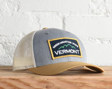 Load image into Gallery viewer, Vermont Green Mts. Snapback