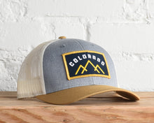 Load image into Gallery viewer, Colorado Mountains Snapback