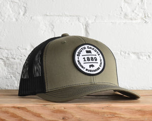 South Dakota 1889 Snapback