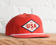 Load image into Gallery viewer, Americana USA Snapback