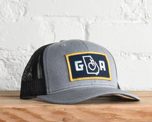 Load image into Gallery viewer, Georgia Rock City Snapback